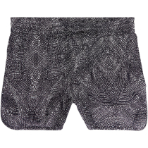 Achat Lw M And M Beach Shorts Black Aop W/ White