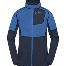 Acquisto Lyngen Alpha90 Jacket W Campanula/Indigo Night