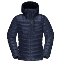 Kauf Lyngen Down850 Hood Jacket (M) Indigo Night