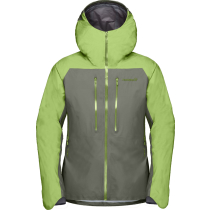 Buy Lyngen Gore-Tex Jacket M's Foliage/Castor Grey
