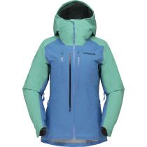Buy Lyngen Gore-Tex Jacket W Arcadia/Campanula