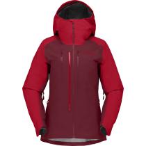 Compra Lyngen Gore-Tex Jacket W True Red/Rhubarb