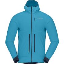 Acquisto Lyngen Hiloflex100 Jacket M Hawaiian Surf/Indigo Night