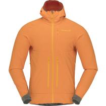 Achat Lyngen Hiloflex100 Jacket M Orange Popsicle/Castor Grey