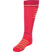 Buy Lyngen Light Weight Merino Socks Crisp Ruby