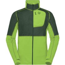 Achat Lyngen Alpha90 Jacket M Jungle Green