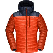 Buy Lyngen Down850 Hood Jacket M Rooibos Tea