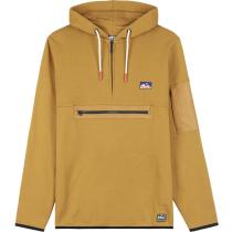 Acquisto Lyvvo 1/2 Zip Hood Dark Golden