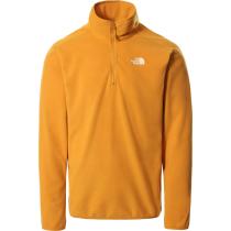 Buy M 100 Glacier 1/4 Zip - Eu Citrine Yellow