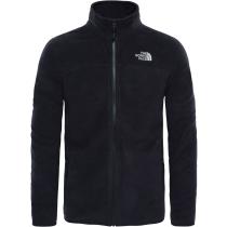 Buy M 100 Glacier Full Zip Tnf Black