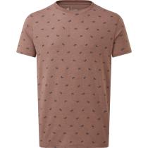 Acquisto M Bike Around Print T-Shirt Twilight Mauve Heather