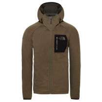 Kauf M Borod Hoodie New Taupe Green/TNF Black