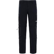 Buy M Exploration Convertible Pant Tnf Black
