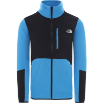 Buy M Glacier Pro Full Zip Clear Lake Blue/Tnf Black