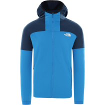 Achat M Impendor FZ Mid Layer Hoodie Clear Lake Blue/Blue Wing Teal