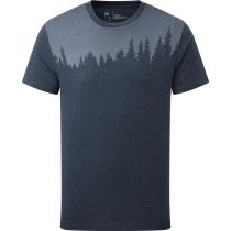 Acquisto M Juniper Classic T-Shirt Dress Blue Heather