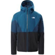 Buy M Lightning Jkt Asphalt Grey/Moroccan Blue