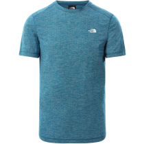 Acquisto M Lightning S/S Tee Moroccan Blue White Heather