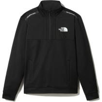 Buy M Mountain Athletics 1/2 Zip Tnf Black