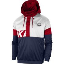Achat M Nk Sb Anorak Jkt Midnight Navy/White/University Red/White