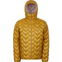 Buy M Ora Micro Down Jacket Gold