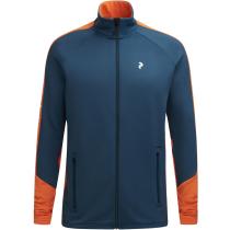 Acquisto M Rider Zip Jacket Blue Steel