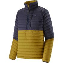 Buy M's AlpLight Down P/O Textile Green