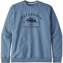 Achat M's Arched Fitz Roy Bear Uprisal Crew Sweatshirt Pigeon Blue