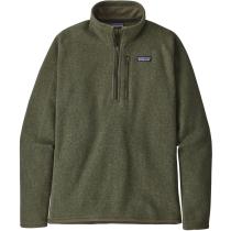 Buy M's Better Sweater 1/4 Zip Industrial Green