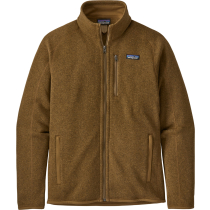 Buy M's Better Sweater Jkt Mulch Brown