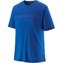 Achat M's Cap Cool Merino Graphic Shirt Fitz Roy Fader/Alpine Blue