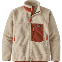 Buy M's Classic Retro-X Jkt Natural w/Barn Red