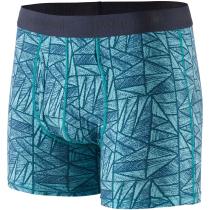 Buy M's Essential Boxer Briefs - 3 in. Icy Geo/Dark Borealis Green