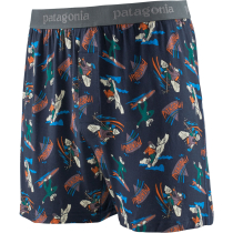 Achat M's Essential Boxers Mr. Badger New Navy