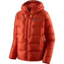 Achat M's Fitz Roy Down Hoody Hot Ember