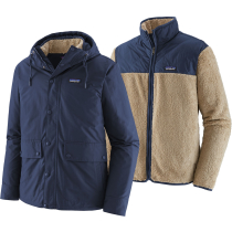 Buy M's Frozen Range 3-in-1 Jkt New Navy