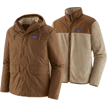 Acquisto M's Isthmus 3-in-1 Jkt Owl Brown