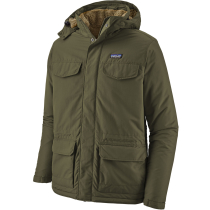 Buy M's Isthmus Parka Industrial Green