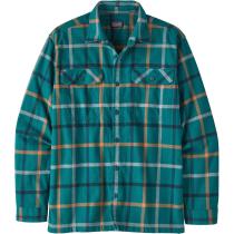 Acquisto M's L/S Organic Cotton MW Fjord Flannel Shirt Brisk