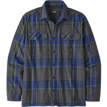 Acquisto M's L/S Organic Cotton MW Fjord Flannel Shirt Edge/Black