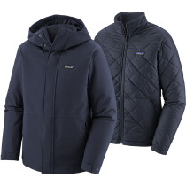 Kauf M's Lone Mountain 3-in-1 Jkt New Navy