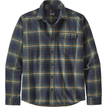 Achat M's LW Fjord Flannel Shirt Lawrence: New Navy