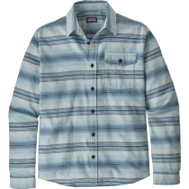 Buy M's LW Fjord Flannel Shirt Rotation: Big Sky Blue