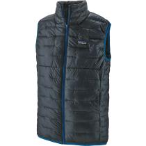 Achat M's Micro Puff Vest Smolder Blue