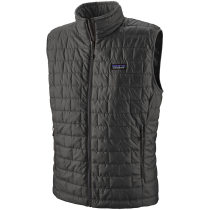 M'S Nano Puff Vest Forge Grey