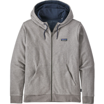 Buy M's P-6 Label French Terry Full Zip Hoody Feather Grey
