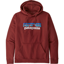 Acquisto M's P-6 Logo Uprisal Hoody Barn Red