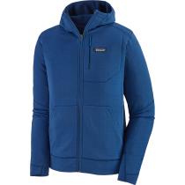 Achat M's R1 Full-Zip Hoody Superior Blue