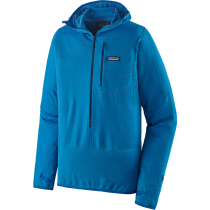 Buy M's R1 P/O Hoody Andes Blue