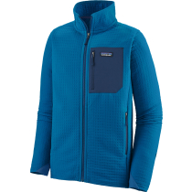 Buy M's R2 TechFace Jkt Andes Blue